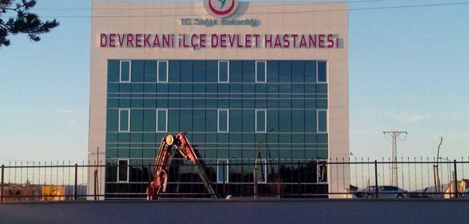 Devrekani Devlet Hastanesi'ne Aile Hekim Uzmanı Atandı