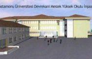 Devrekani MYO İhalesi Ankara'da Gerçekleştirildi