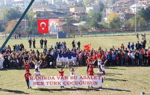 29 Ekim Cumhuriyet Bayramı'nın 95. Yılı İlçemizde Coşkuyla Kutlandı.