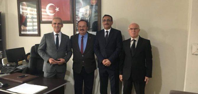 Devrekani Ak Parti Belediye Başkan Aday Adayları Başvurularını yaptı.