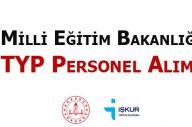MİLLİ EĞİTİM 500 PERSONEL ALIMI İŞKUR'DA !!