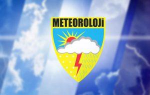 Meteoroloji'den Uyarı ! Rüzgar Hızı 75 Km.'yi Bulacak