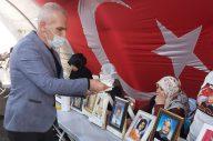 Devrekani Belediye Başkanı Engin Altıkulaç'tan Diyarbakır Annelerine Destek Ziyareti