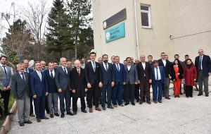 Tarıma Dayalı Organize Sanayi Projesi İçin Toplantı Yapıldı.