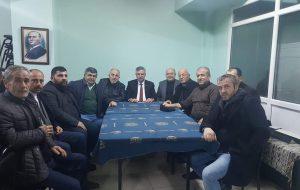Aliustaoğlu Seçim Çalışmalarına İstanbul'da Devam Ediyor.