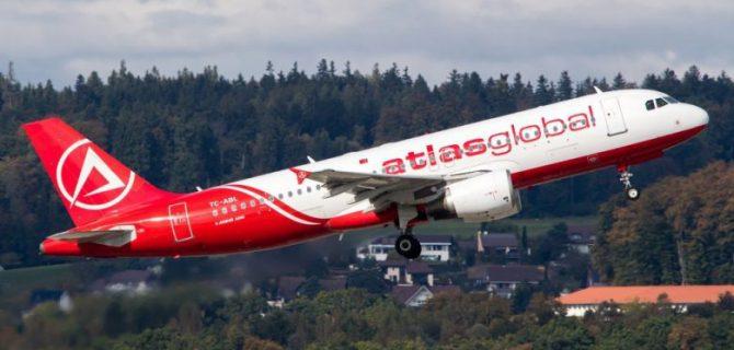 ATLASGLOBAL Kastamonu-İstanbul Uçuşları İçin Çalışmalara Başladı.
