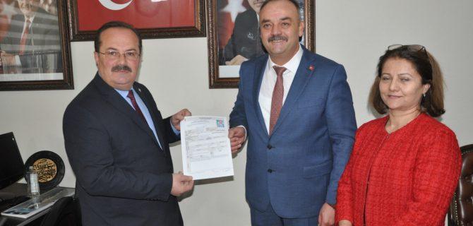 Mehmet ALTIKULAÇOĞLU Ak Parti'den Aday Adaylığını Açıkladı.