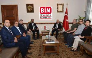 BİM'den Kastamonu Organize Sanayi Bölgesi'ne Dev Yatırım