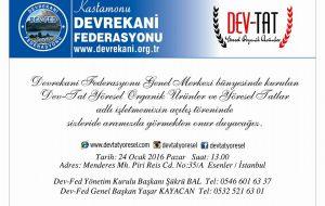DEV-TAT İstanbul'da açılıyor..
