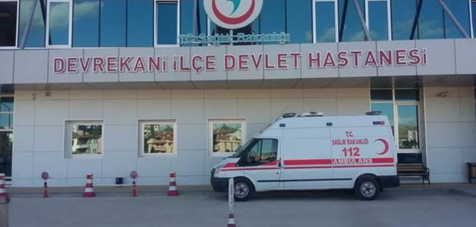 Devrekani Devlet Hastanesine 1 İç Hastalıkları Uzmanı, 10 tabip
