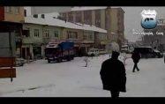 Devrekani 2011 yılı Kar Yağışı