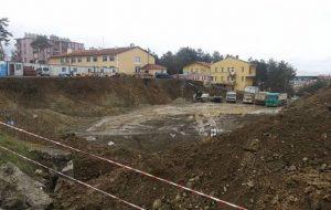 Devrekani Meslek Yüksek Okulu Yeni Bina İnşaatı başladı.