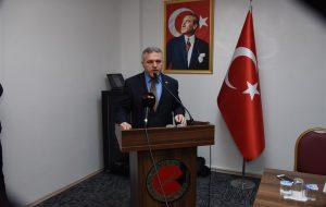 """Metin Çelik ,""""Devrekani Besi OSB ile yurtdışına hayvan ihraç edeceğiz""""dedi."""