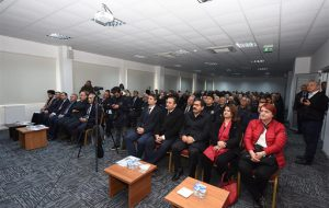 Tarıma Dayalı İhtisas ( Besi ) OSB Projesi, ÇED Raporu Bilgilendirme Toplantısı Yapıldı