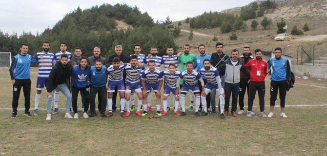 Devrekani Belediye Esnaf Spor : 1  – Seydiler Spor : 0