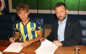 Devrekanili Hemşerimiz Çağtay Kurukalıp Fenerbahçe'ye Transfer Oldu.