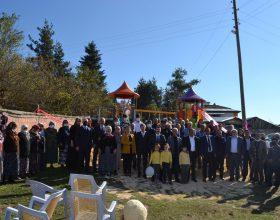 Devrekani Yerel Eylem Grubu, Çontay Köyü Yaşam Merkezi Açılışını Gerçekleştirdi.