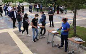 LGS ve YKS Sınav Saatlerinde Sokağa Çıkma Yasağı