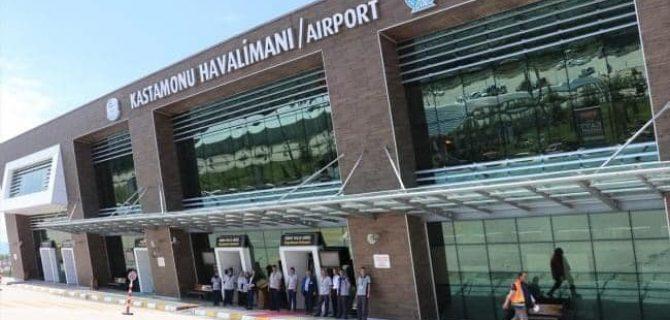 Kastamonu Havalimanı Uçak Seferlerine Başlıyor.İşte Ayrıntılar !