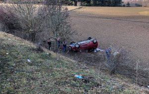 Devrekani İnciğez Mevkiinde Trafik Kazası