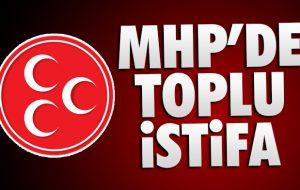 Devrekani MHP'de Toplu İstifa