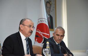Vali Yaşar Karadeniz Başkanlığında Halk Toplantısı Gerçekleştirildi.