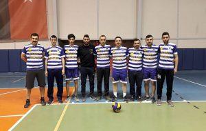 19 Mayıs Gençlik Haftası Etkinlikleri Kapsamında Voleybol Turnuvası Düzenlendi.