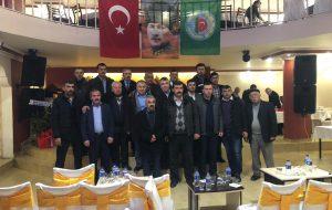 Devrekani Ziraat Odası Başkanı Yeniden İshakbeyoğlu